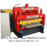 double layer glazed profile forming machinery