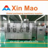2015 high efficiency small scale juice filling machine