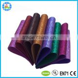 best selling a4 size glitter paper with multi-colors