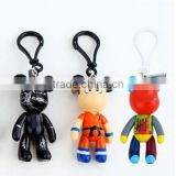 High Quality Baby Plastic Keys Toy Promotional Key Chain Toy for Decoration