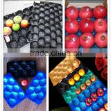 disposable PP material plastic packing tray for fruit and vegetable and plastic food tray