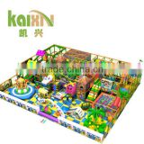 2015 Best Selling Indoor Children Naughty Castle Amusement Park Equipment Playground Equipment