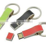 leather usb flash drives, 4tb usb stick with customized logo,whistle shape leather usb flash drive