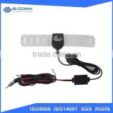 Brand new Outdoor digital mobil araba uydu tv anteni for car dvd tv DVB-T DVB-T2 car tv antenna