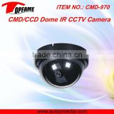 CMD-970 ir digital color ccd camera ideal for monitoring entrances, hotel, school, shops, etc.