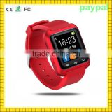 cheap bluetooth walking distance U8 smart watch android dual sim                                                                         Quality Choice