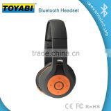 Wireless Bluetooth colourful LED Folding Stereo Headset Classic Adjustable Foldable Music Headphones,heavy Bass