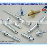 Custom-made precision CNC machining factory with good quality and big quantity machinery spare parts