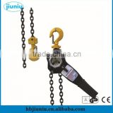 China Factory Hand Chain Lever hoist/ Hand Ratchet Puller manual chain block in hoists
