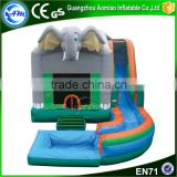 Elephant excellent design bouncy castle material inflatable bounce house