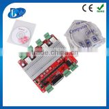 Four 4axis 3.5A stepping motor driver 4 axis stepper motor controller
