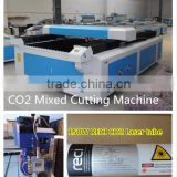 Manufacturers for Metal and nonmetal mixed cutter laser cutting machine with RECI laser tube