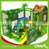 China manufacturer daycare center kids commercial indoor soft play playground equipment for play center sale LE.T2.211.131                                                                         Quality Choice
