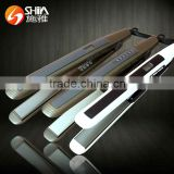 Professional new hair styling tools LCD LED flat iron titanium ceramic 360 power cable for hair straightener online