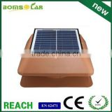 Hot sale green energy machine Solar attic exhaust fan/Solar powered ventilation for house