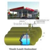 Gas station double walled tank and pipe fuel oil water leak detection sensor Leakage detector