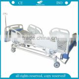 AG-BM003 CE approved 5-function ABS siderail used operated by electric hospital bed