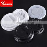 Spout button flat plastic lid for paper cup                                                                         Quality Choice