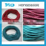 High Tenacity Material 3mm solid elastic rubber rope