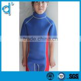 Well-fitting Waterproof Blue Jumpsuits Neoprene Diving Suit
