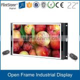 FlintStone 22 inch HD 1080P no frame tft lcd monitor with VGA input
