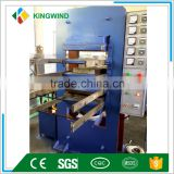XLB-500 rubber brick molding machine rubber tile making machine