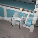 Double-screw Plastic PE two layers co-extrusion film blowing machine from China Manufacturer
