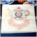 China Manufacture Wholesale Custom Printed Cocktail Napkins