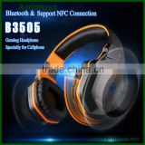 New Gaming Bluetooth Headset 4.0 Wireless Rechargeable Headphone Long Standby Earphone for PS3 PC Mobilephone