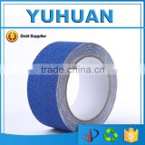 Blue anti slip tape with roll quartz sand water acrylic using floor product