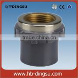 Factory/Low price ASTM Schedule 80 PVC Pipe fittings copper female adapter