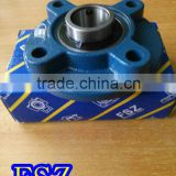 FSZ Factory Direct Support flange cartridge bearing units FC206 for blower made in china