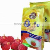 High quality bubble milk tea powder of dark plum