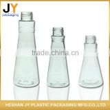 High quality hot selling PET bottle pump spray bottle 100ml / 150ml Plastic Erlenmeyer flask