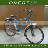 28 inch lithuim battery e bike with shimano nexus inner 3 speed