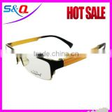 2015 new products CE approval reading frame glasses