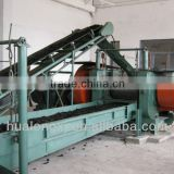2014 new type the best and cheapest reclaimed rubber machine scrap tire recycling machine