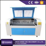 high quality hot sale advertising fabric/leather/paper/plastic/acrylic/cnc laser cutter price