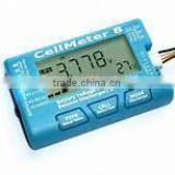 Battery Voltage Capacity Checker Balance Discharger/Servo Tester