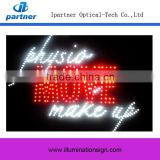 Pop Programmable Moving Led Sign