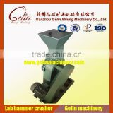 laboratory hammer mill machine for sample test