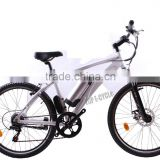 CE EN15194 adult green ebike easy riding electric mountain bike china