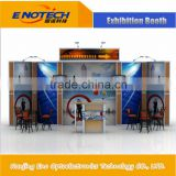 Easy Set up and Re-Usable Modular Display Stand Trade Portable Exhibition Booth Display , 3*6 3*3 6*6m Modular Exhibit Booths