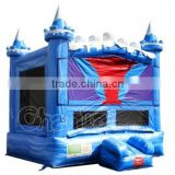 China hot frozen inflatable jumping castle, inflatable frozen bouncy castle for sale