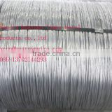( factory) SWMGS-3 1.6mm galvanized iron wire for CHAIN LINK FENCE
