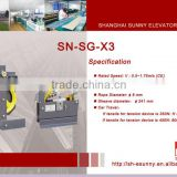 Digital speed governor,elevator over speed governor,elevator speed governor,speed governor ,SN-SG-X3