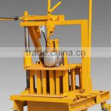 QMR2-45 new premium small manual block making machine in Kenya concrete mobile brick machine price                                                                         Quality Choice