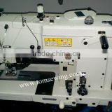 Reliable Stitch tested reconditioned used White/ Grey color LBH-781used industrial buttonhole machine