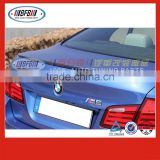 auto body kits 2013 FOR BMW F10 carbon rear trunk wing spoiler M5 Style 5 series