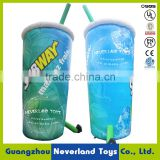 NEVERLAND TOYS Advertising Inflatables Subway Cup Shape Advertising Commercial Inflatable Logo can be Customized